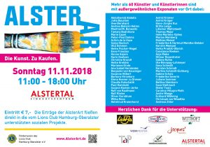 AlsterArt-2018 Flyer